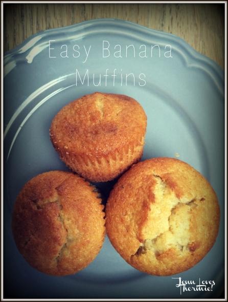 Banana Muffins Edited